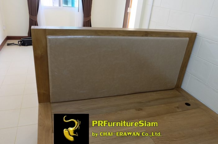 B32-Teak Bed with 5 Drawers (13)