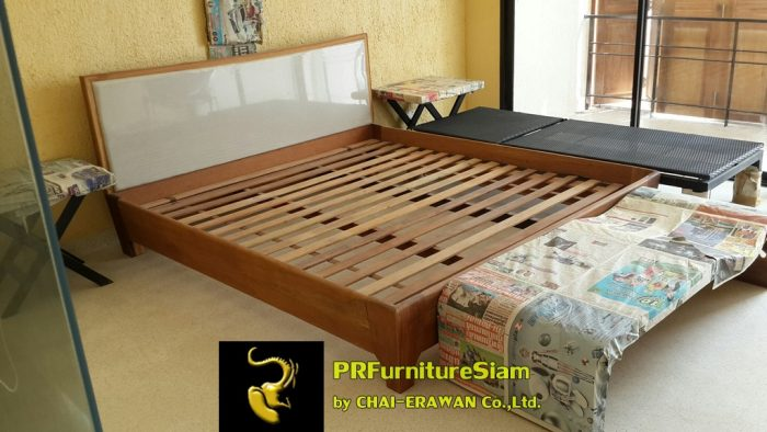 Rayong Serepha Solid Wood Bed Installation (11)