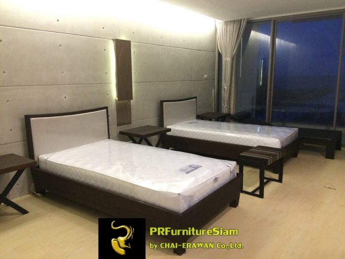 Rayong Serepha Solid Wood Bed Installation (20)