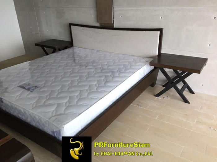 Rayong Serepha Solid Wood Bed Installation (22)
