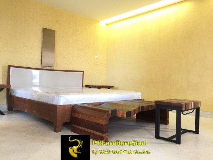Rayong Serepha Solid Wood Bed Installation (26)