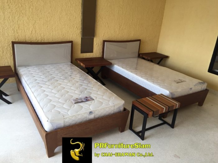 Rayong Serepha Solid Wood Bed Installation (34)