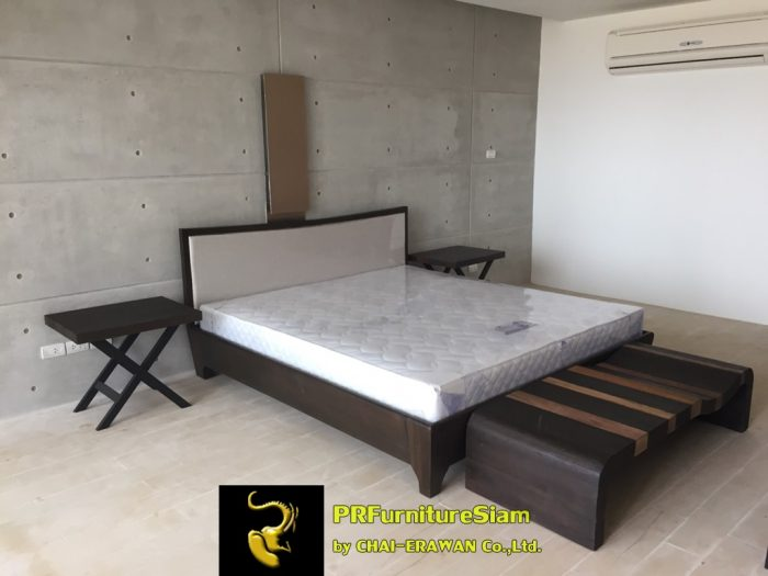 Rayong Serepha Solid Wood Bed Installation (36)