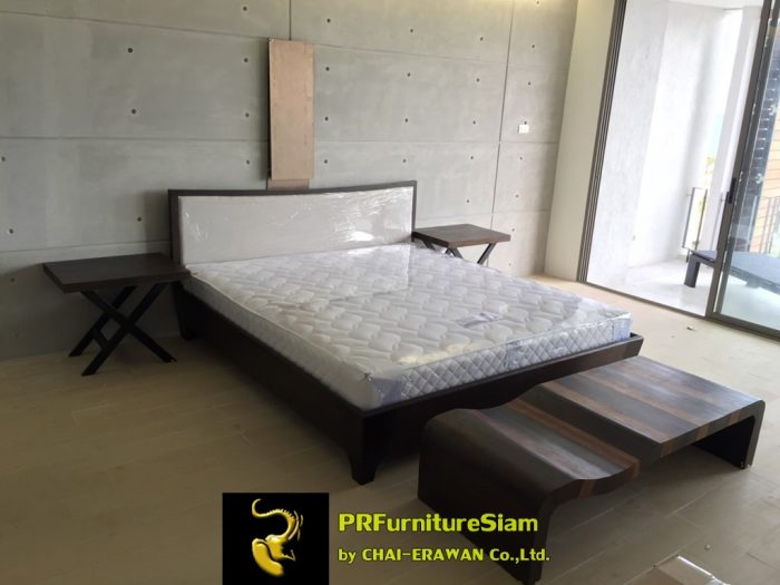 Rayong Serepha Solid Wood Bed Installation (37)
