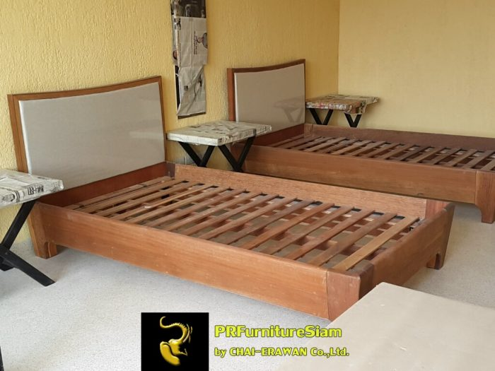 Rayong Serepha Solid Wood Bed Installation (38)