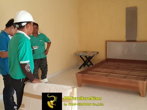Rayong Serepha Solid Wood Bed Installation (40)
