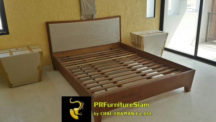 Rayong Serepha Solid Wood Bed Installation (8)