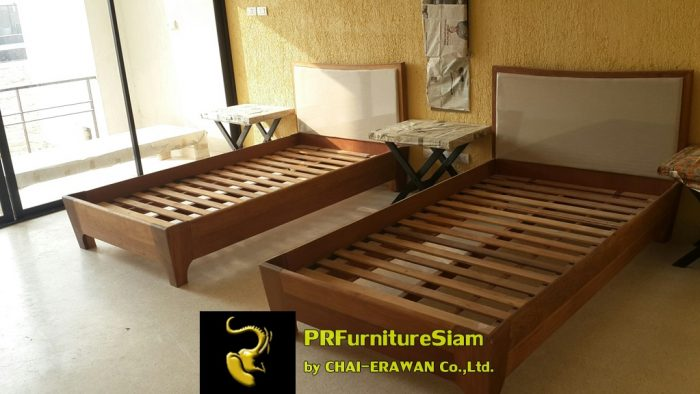 Rayong Serepha Solid Wood Bed Installation (9)