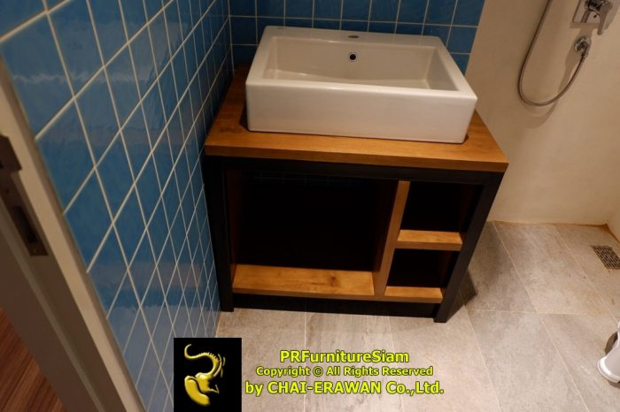 Teak Cabinet Installation Khun Plubpleung with Review (1)