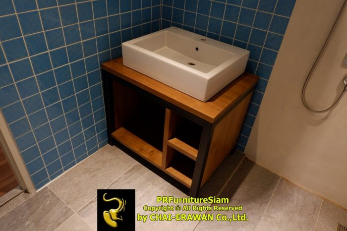 Teak Cabinet Installation Khun Plubpleung with Review (2)
