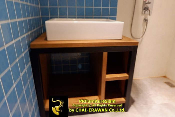 Teak Cabinet Installation Khun Plubpleung with Review (3)